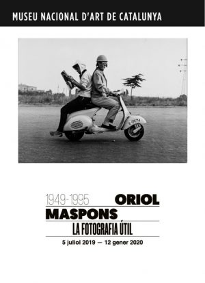flyer for expo on Oriol Maspons